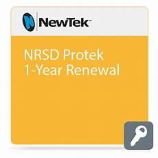 nr6sd newtek nrsd protek 1 year renewa fg 002096 r001 b h photo