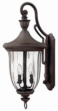 hinkley lighting oxford 1245mn outdoor wall lantern
