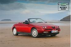 alfa romeo spider 916 buyer s guide what to pay and