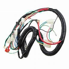 250cc wiring harness 125 150 200 250cc cdi wire harness stator assembly wiring set atv electric ebay