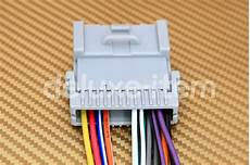 Car Stereo Wire Wiring Harness For Chevrolet Buick Pontiac
