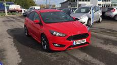 used ford focus 1 5 tdci 120 st line 5dr race 2016
