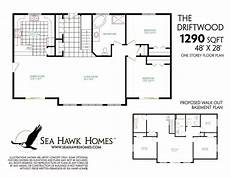 single story house plans with walkout basement beautiful one story house plans with finished basement