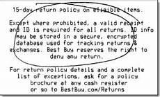 many unhappy retail returns data science ethics
