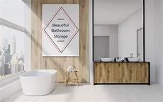 Bathroom Scale Storage Ideas by Beautiful Bathroom Storage Ideas How To Maximise Your