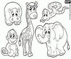 groups of animals coloring pages 17000 animals coloring pages printable