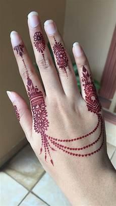 96 Gambar Desain Henna Putih Terupdate Tuttohenna
