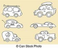 Pickup Truck Illustrations And Clipart 4298