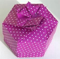 schachtel falten anleitung hannas weitere origami schachteln