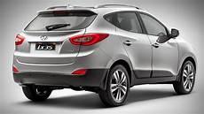 Hyundai Ix35 2018 Styling