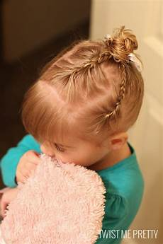 Hairstyles For Toddler styles for the wispy haired toddler twist me pretty