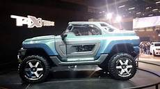 ford troller troller t4 xtreme concept may hint future ford bronco