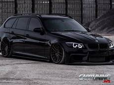 bmw e91 touring tuning tuning bmw 330d touring e91 front