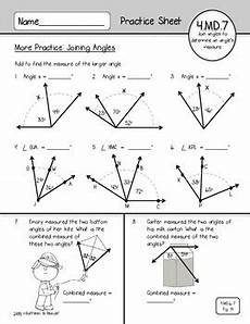 4 md 7 worksheets 4 md 6 4 md 7 practice sheets measure additive angles