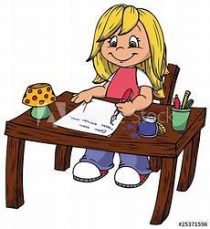 Quot M 228 Dchen Schreibtisch Hausaufgaben Schreiben