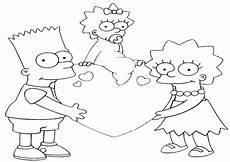 Ausmalbilder Zum Ausdrucken Kostenlos Simpsons Ausmalbilder Die Simpsons Kostenlos Malvorlagen Zum