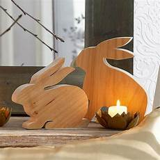 osterdeko aus holz selber basteln easter decoration made of wood beautiful craft ideas and