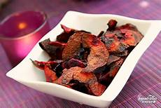 Rote Bete Chips - rote bete chips vegan