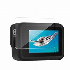 Telesin Tempered Touch Screen Lens Protective by Telesin Gp Flm 802 2 Set 9h Tempered Touch Screen Lens