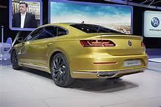 Volkswagen Arteon Gte Deux Prometteuses Variantes