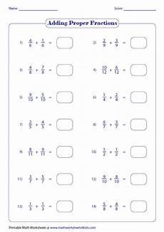 fraction worksheets like denominators 4000 adding fractions worksheets