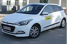 hyundai i20 sondermodell go hyundai i20 go 1 0 t gdi im test autotests autowelt