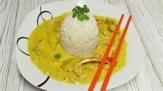 Curry Mit Reis - h 228 hnchen curry mit reis