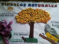 simbolos naturales de coro s 237 mbolos naturales venezuela trabajos escolares pinterest
