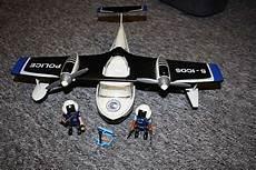 playmobil polizei wasserflugzeug 4445 hoork