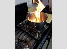 How to easily clean a burnt pot.   Advantage Meals Keto Diet