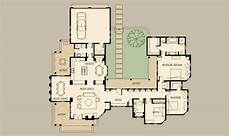 spanish house plans with inner courtyard plans house spanish style courtyard small home building
