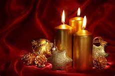 3 advent candles photography abstract background