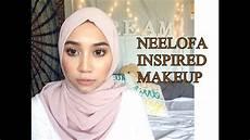 Neelofa Makeup Tutorial Inspired Look