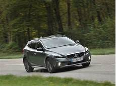 Essai Volvo V40 D4 Cross Country 2014 En Images
