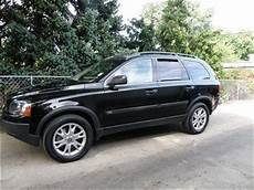 purchase used 2005 volvo xc90 t6 black awd 3 row seats