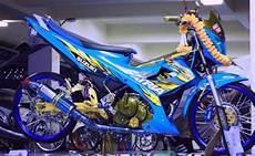 Satria Fu 2018 Modif by Kumpulan Foto Modifikasi Motor Satria Fu Terbaru 2018
