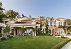European Villa In Bel Air Luxus Architektur