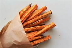 frites de patate douce sans huile healthy happy