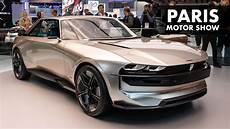 Peugeot Drops Awesome Looking Concept E Legend