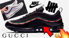 nike got gucci looking sneakers now undefeated air max
