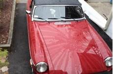 sell used 1973 mgb convertible muscle car very sharp one of a kind in bessemer alabama