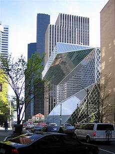 rem koolhaas architecture file seattle central library by architect rem koolhaas