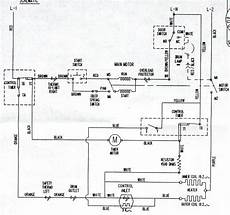 ge dryer wire diagram i replaced the motor in a ddg7288mal ge dryer with the universal