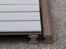 wpc unterkonstruktion balkon der passende unterbau zu den massiven wpc terrassendielen