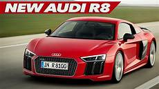 Audi R8 All New 610 Hp And 0 100 Km H In 3 2 Sec
