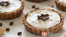 crema pasticcera senza cottura crostatine con crema al caff 232 senza cottura ricetta it youtube