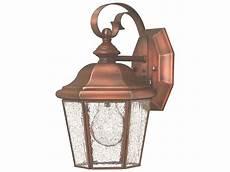 hinkley lighting clifton copper outdoor wall light 2260ap