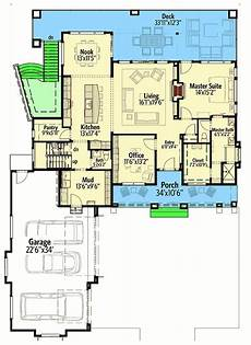 lake house plans for sloping lots plan 64452sc house plan for a rear sloping lot house