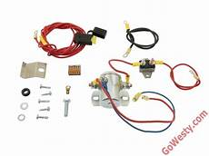 Auxiliary Battery Kit 1983 91 Cers Gowesty