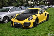 porsche 991 gt2 rs porsche 991 gt2 rs 16 september 2017 autogespot